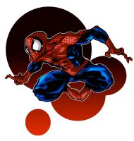 Spider Man by 5000WATTS
