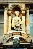 Leicester Statues and Sculpture Mythology by Chrobal