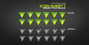Icon Sheet 1 by Forza27