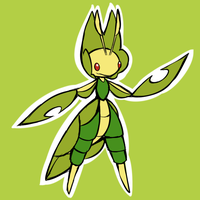Pokeddexy Day 1: Favorite Bug Type by BlazeDGO