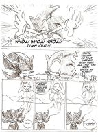 tale of two sonics ch4 pg 5 by Jeffanime