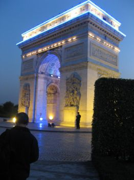 I was not in Paris by ParangBoi