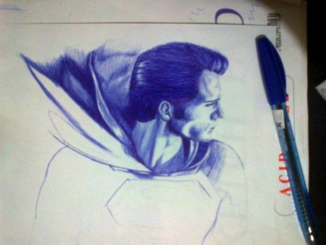 still work in progress..man of steel by cLoELaLi11