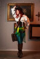 Pirate Ariel 1 by Mistress-Zelda