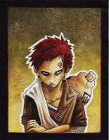 gaara by EatToast