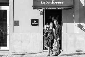 Lisbon Lovers by lesogard