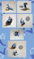 Dratini Charms by Aselleus