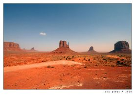 Monument Valley by gomes