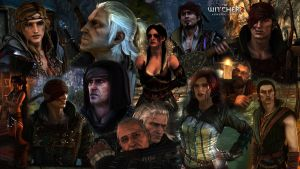TW2 Characters Montage by AmberAndAshes7
