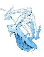 Iceman by MikeMahle
