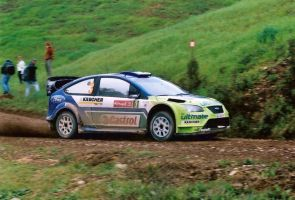 2007, Marcus Gronholm, Ford, Silves, Portugal by F1PAM