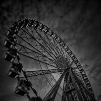 Ferris Wheel by RafalBigda