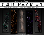 C4D Pack 1 by oJonn