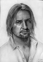 James Sawyer Ford - Josh Holloway from Lost by MissRoxyMFC