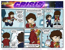 Ensign Cubed Crisis of Infinite Sues 17 by kevinbolk