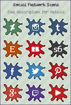Social Network Icons - Free Resource by conniekidd