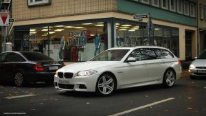 BMW 5series Touring by ShadowPhotography