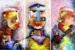 Jewellery series - Tryptic by vishalmisra