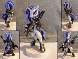 Metal Vinyl Scratch by RetardedDogProductns