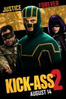 Kick-Ass 2 Justice Forever Poster by TouchboyJ-Hero