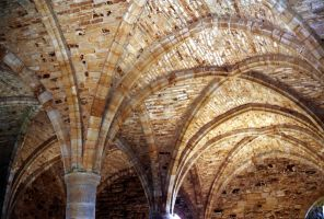 The Abbey Ceiling by gmtb-stock