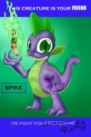 Commission- Spike by Tzelly-El
