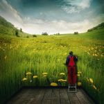 The Painter by theflickerees