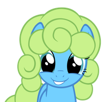 Request - Dream Clouds Cute Face by J-Brony