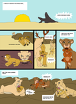 Lion King Alternative 012 by GreatMarta
