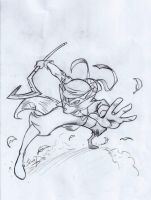 Sly Cooper by scorpmanx