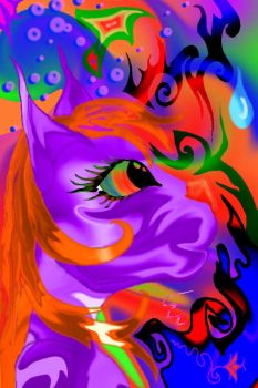 Psychedelic Fur by fotter4