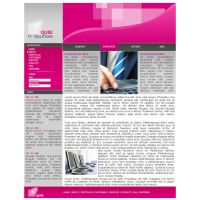 CUBE business webdesign by Lymph4tus
