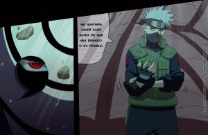 Naruto 594 panels by humbertox1