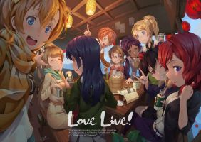 Love Live in Taiwan! by Regition
