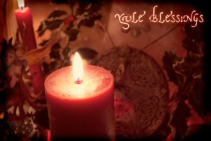 Yule Blessings by ReanDeanna