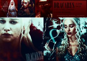 Dracarys Icon Pack by romansalad