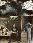 Fallout Shelter Collage by samkoolio