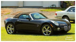 My Neighbor's Pontiac Solstice Convertible by TheMan268
