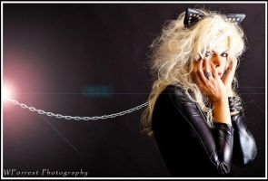 chained kitty by justtoocute