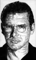 Harrison Ford by GotikHouse