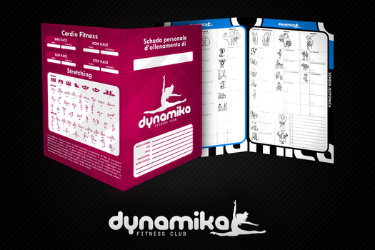 I. Card Dynamika Fitness Club by Driv3rx