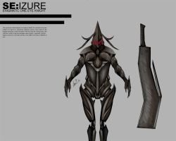 Seizure Character Concept by featherguardian