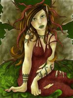 Forest Fae by Ariana-Blossom
