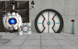 Portal - 'Ello There by PhantomPhan14