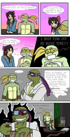 MNT Gaiden Comic - Blood Type by Roiahku