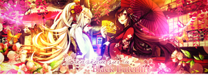 Black Buterffly by XxAjisai-GraphicxX
