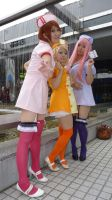 Cosplayers at Layers Paradise by akiba16