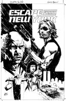 Escape from New York inks by thisismyboomstick