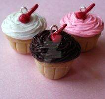 NEW French Bakery Cupcakes by FatallyFeminine