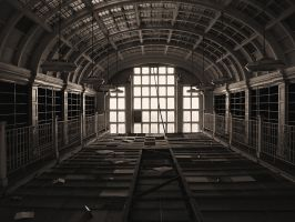 Derelict Library by scouserdave